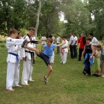 Sportprogram - taekwondo