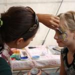 Gyermekprogram - arcfestés