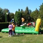 Fundamenta céges családi nap - légszörf