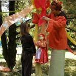 Fundamenta céges családi nap - bábjáték