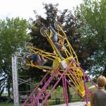 Kdb bank csapatépítés - repülő bicikli